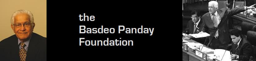 the Basdeo Panday Foundation