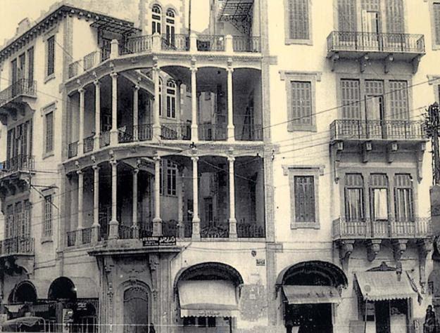 Hirondelles de beyrouth la m moire de beyrouth entre les for Maison prefabriquee liban