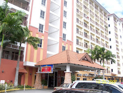 SURIA APARTMENT ONE BEDROOM(RM160)