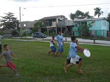 More Saturday Frisbee Club