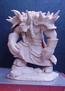 orme magiche action figure sciamano tauren world of warcraft