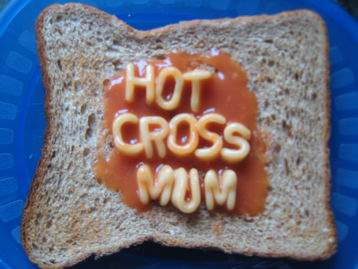 Hot Cross Mum