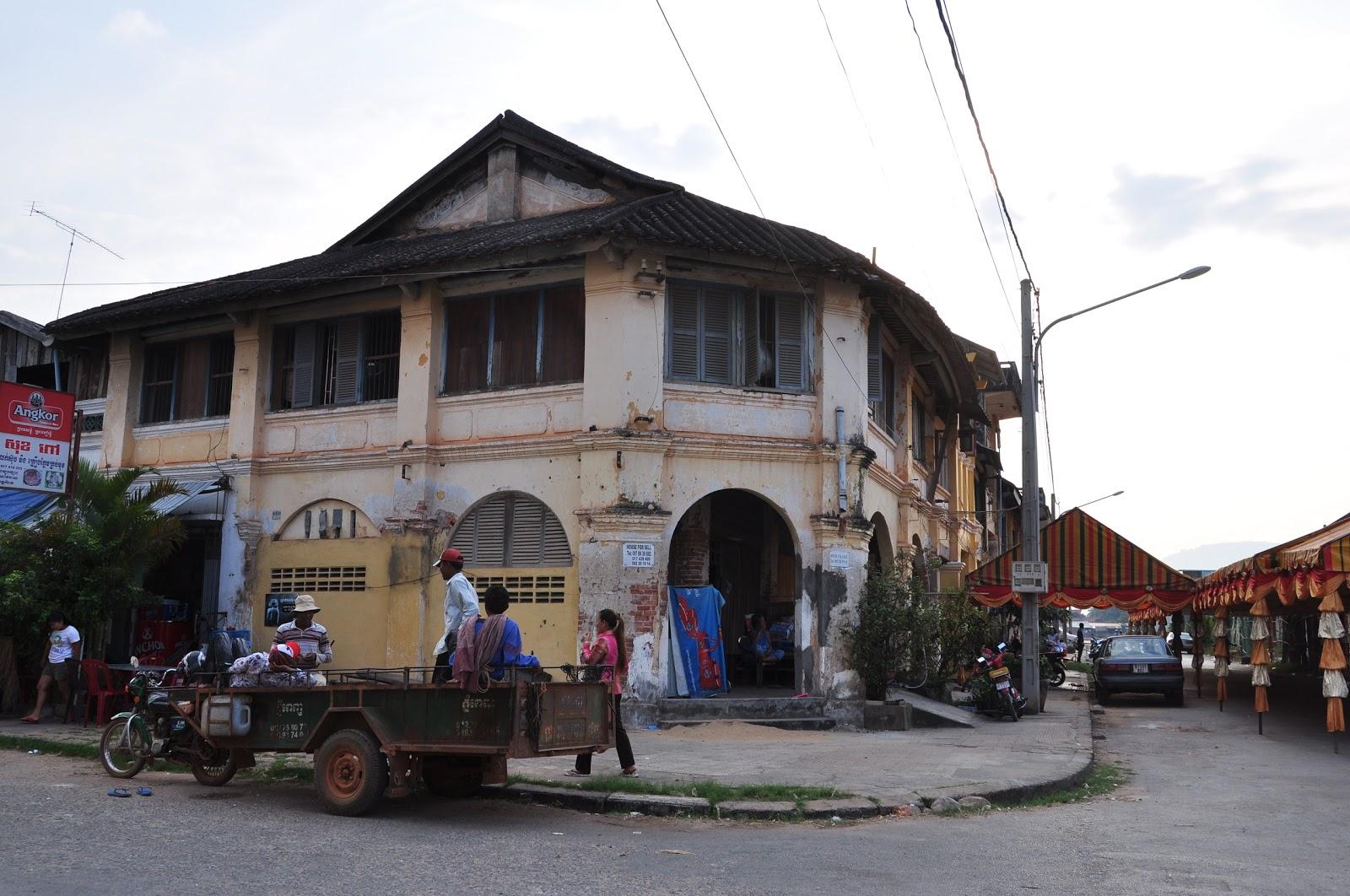 Maisons coloniales for Acheter maison au vietnam