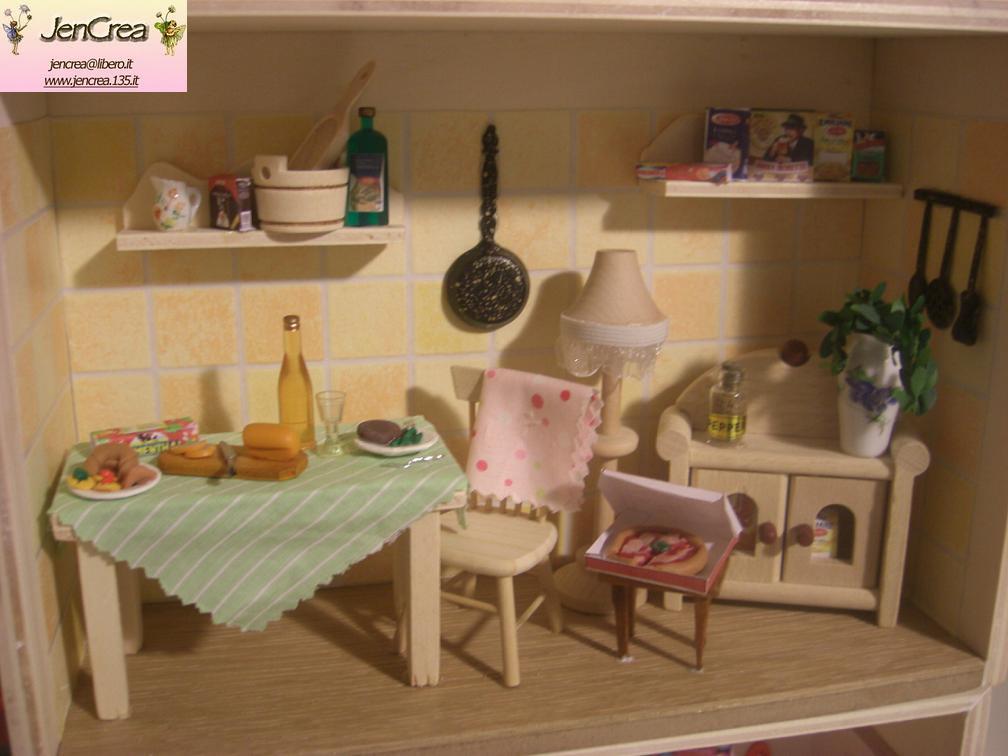Jen crea creazioni di tutto e un p mini cucina super fast - Tutto cucine carre ...