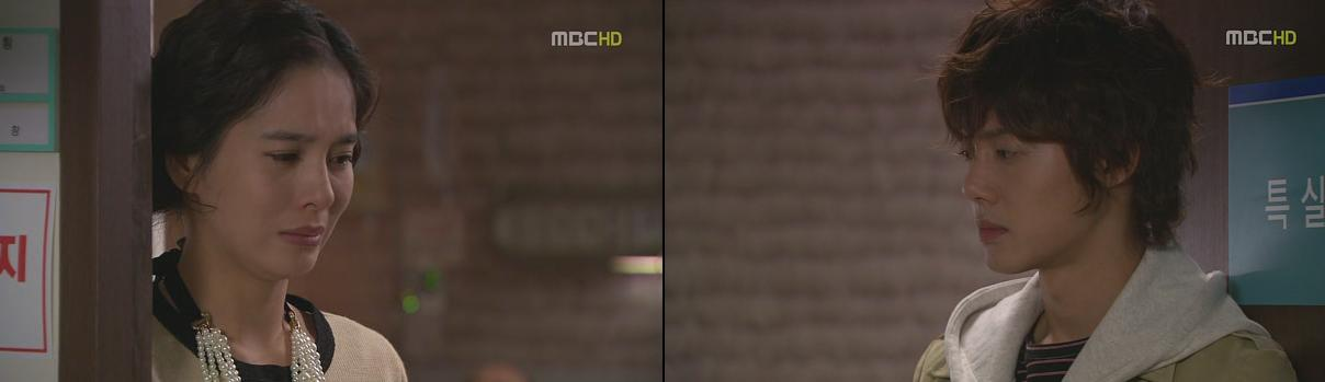 """Seung Jo berkata, """"Aku akan menanganinya. Walaupun aku masih muda dan"""