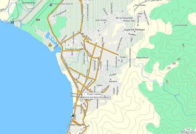 MAPA DE JALISCO INCLUYE CIUDADES COMO Guadalajara Puerto Vallarta