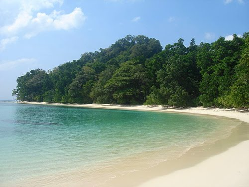 Best Beaches In Goa. Radhanagar Beach - Andaman