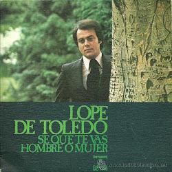 LOPE DE TOLEDO