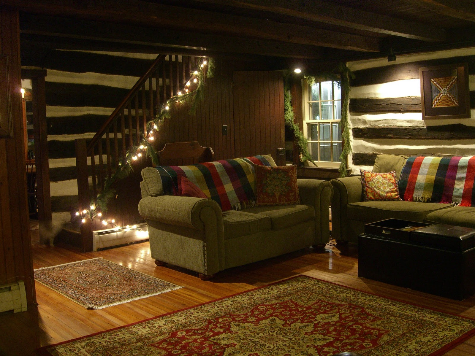 Shipping Container Home moreover Stone Fireplace With TV Above Ideas in addition Winter Cabin In Snowy Woods as well Log Cabin Rentals Brown County Indiana moreover Park Vista Hotel Gatlinburg. on cabin living room fireplace