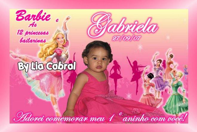 3- Convites Infantis personalizados e lembrancinhas de aniversário Arte muito legal