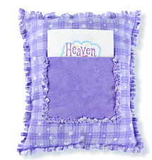 Heaven Born Pillow