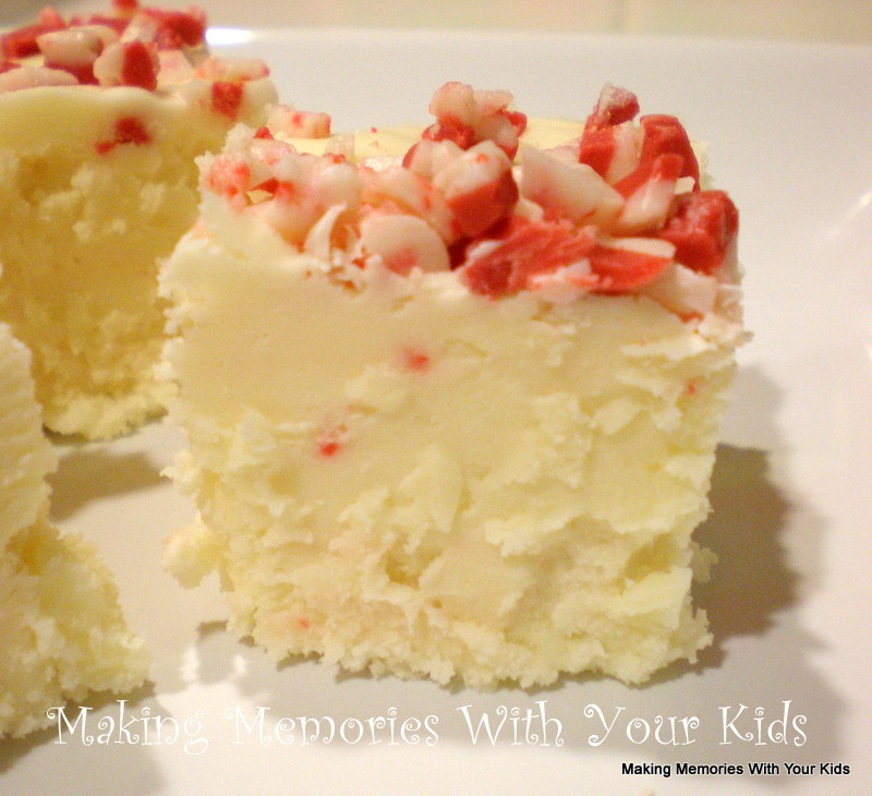 White Chocolate Peppermint Fudge - Your Homebased Mom Recipes