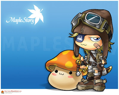 List 3 DRAW FACTORS about this game. Maple Story is a very addictive game.