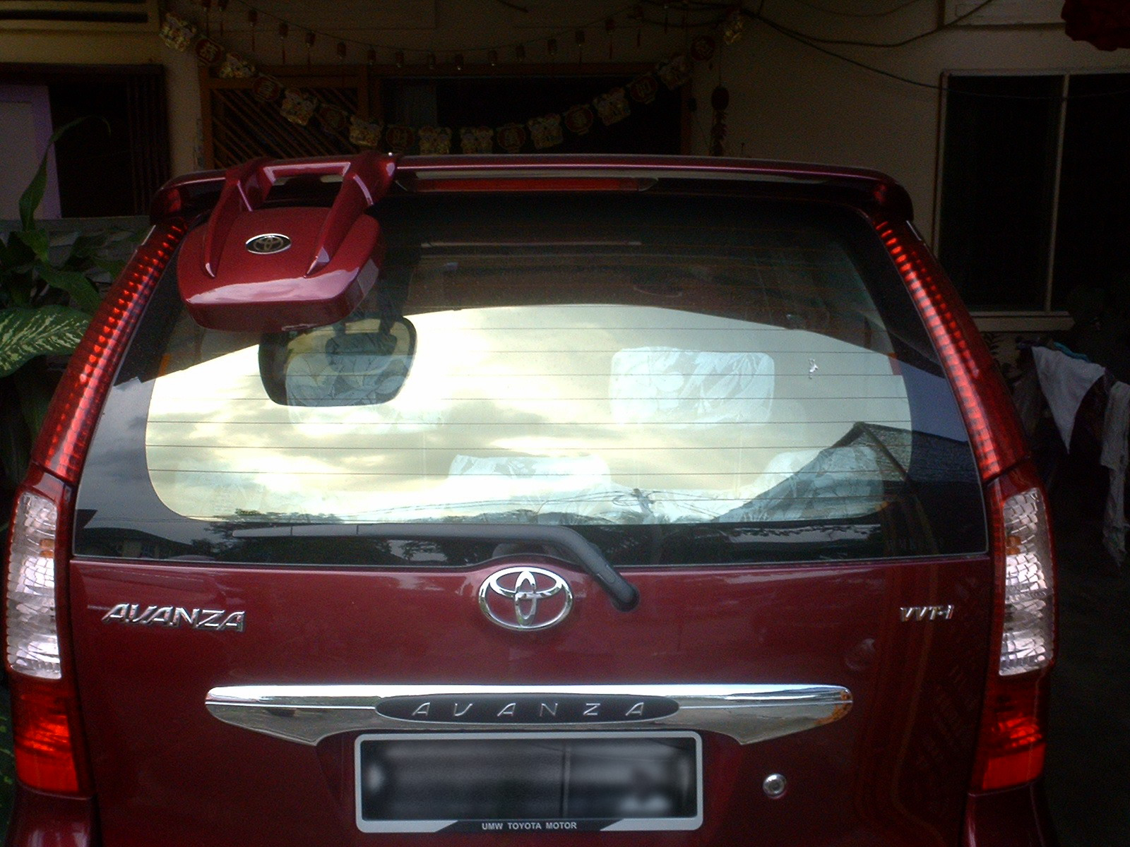 Re: AVANZA Accessories (Pictures, price, new)