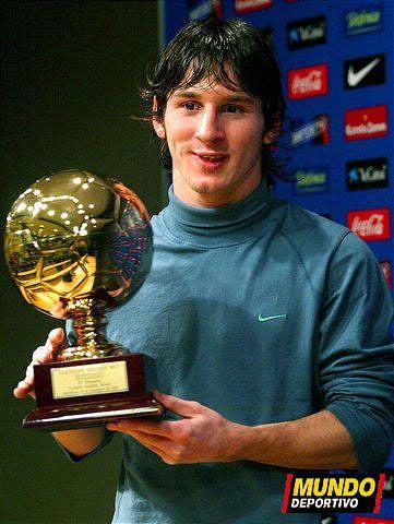 Frases de Messi y acerca de el