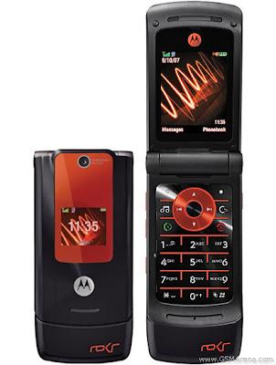 Cambiar imagen pantalla externa Motorola W5 funciona!