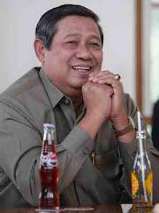 KUNJUNGAN BAPAK SBY DI SOSRO CIBITUNG