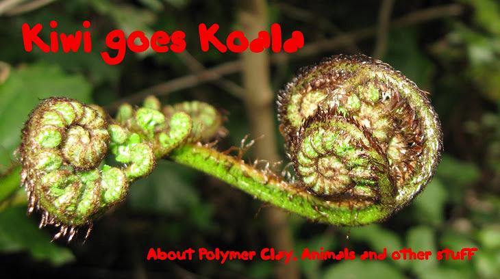 Kiwi goes Koala