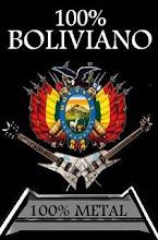 Metal 100% BOLIVIANO