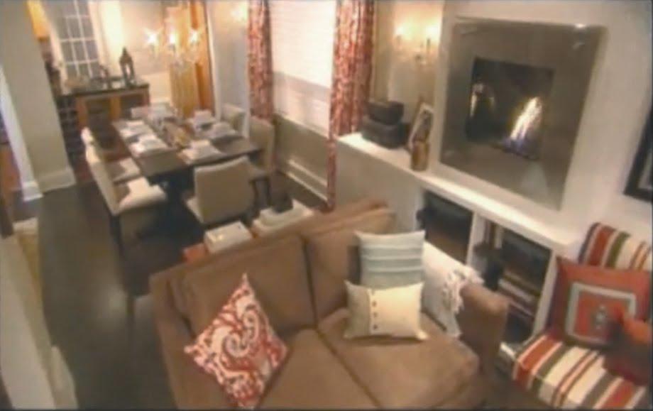 Sala comedor candice olson living : salas y comedores decoracion ...