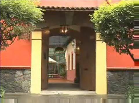Fachadas coloniales casas estilo colonial fachadas de casas y casas por dentro - Colores de fachadas de casas rusticas ...
