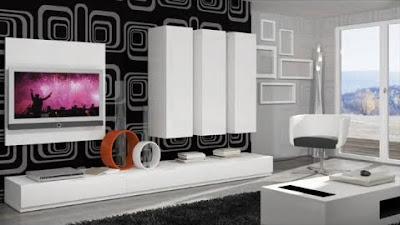 Centros de entretenimiento salas y comedores decoracion - Casa seleccion decoracion ...