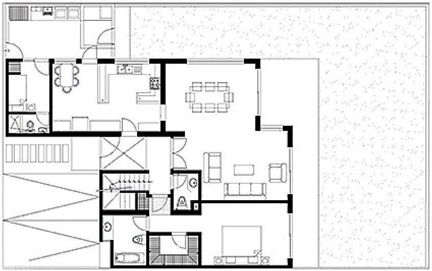 Planos de casas de un piso gratis planos de casas modernas for Planos de casas de un piso gratis