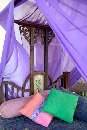 Dormitorios rabes de estilo marroqu i dream of jeannie - Dormitorios arabes ...