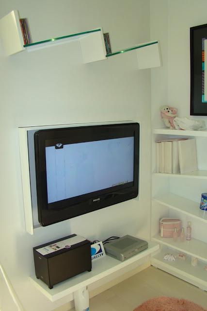 DORMITORIO JUVENIL TURQUESA Y BLANCO by dormitorios.blogspot.com