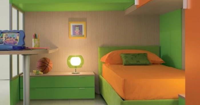 El mas bello dormitorio moderno para ni for Dormitorios de diseno italiano