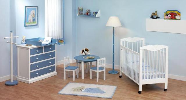 Dormitorio para bebito