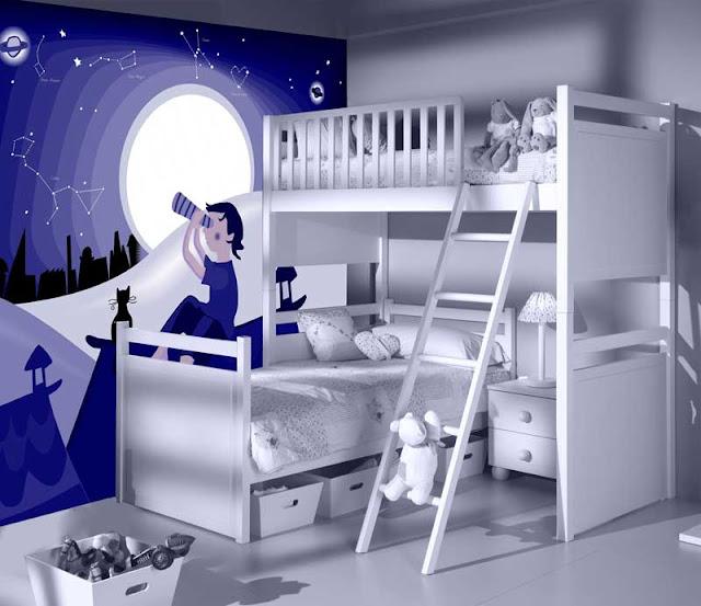 Murales vinilos adhesivos pegatinas para dormitorios - Adhesivos para pared infantiles ...