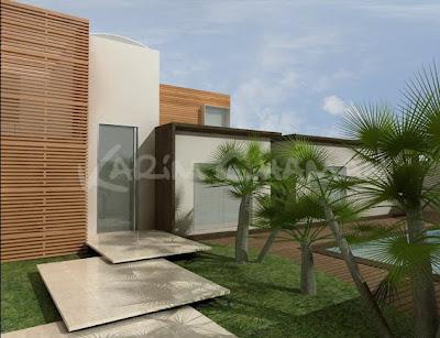 casas modernas por dentro. Karim Chaman - Casa en Las