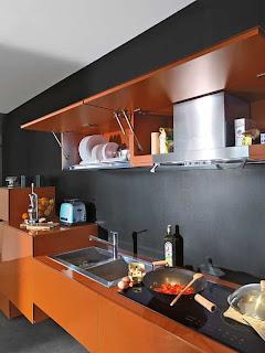 COMO DISEÑAR UNA COCINA - TIPS PARA EL DISEÑO DE COCINAS by cocinayreposteros.blogspot.com