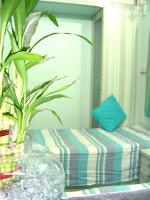 PLANTAS EN EL DORMITORIO - DORMITORIOS CON PLANTAS via www.dormitorios.blogspot.com