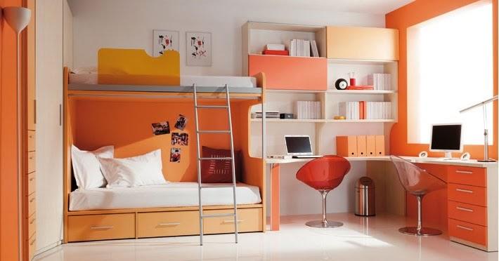 Habitacion juvenil for Muebles infantiles diseno