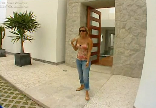 Casa de playa fachadas casas y por dentro picture to pin for Decoracion de casa x dentro