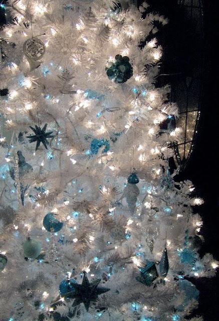 Ayuda con decoracion de arboles de navidad - Arboles de navidad blancos ...