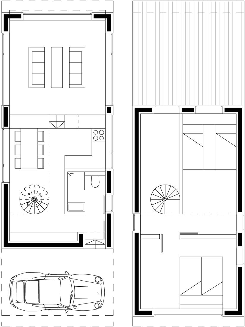 Plano de casa autocad imagui for Planos de casas gratis