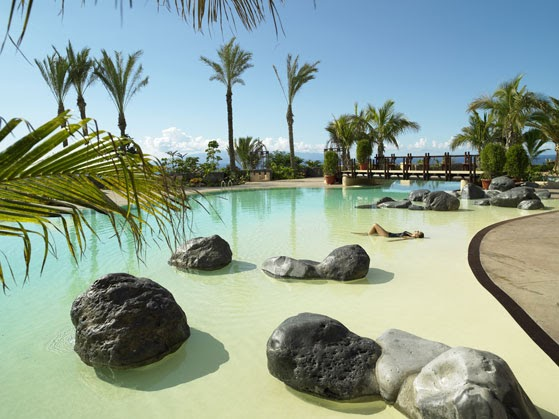 Piscinas espectaculares piscinas y albercas fotos de - Piscina tipo playa ...