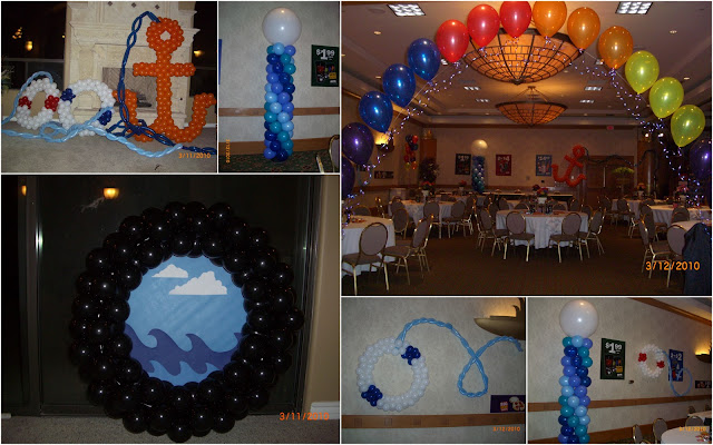 Cherri39s Balloons Cruise Ship Party Time