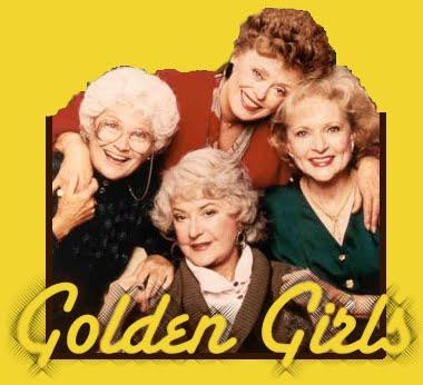 """Golden Girls I loved """"the golden girls,"""""""