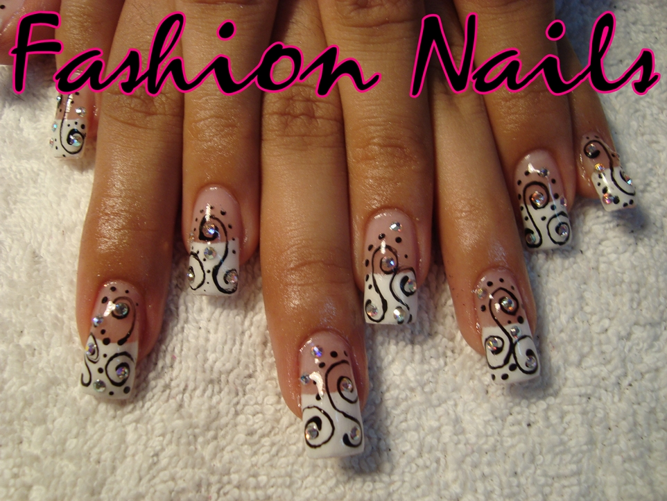 Nail Art Pictures: fashion nails