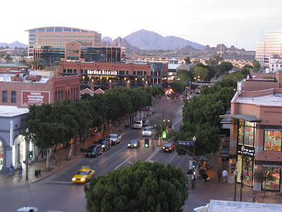 - Tempe Arizona downtown picture