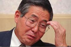 Hoy se cumple un año de la condena a Fujimori.
