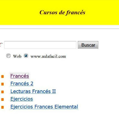 frances on line gratis: