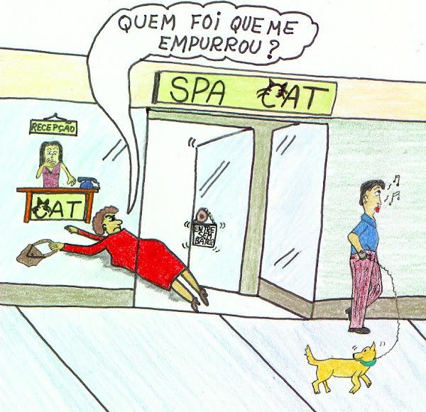 SPA  RADRAPO - a solução para algumas Almas Gordas