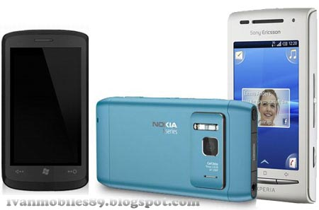 HTC, Nokia, BlackBerry, Sony Ericsson, and Samsung Will ...