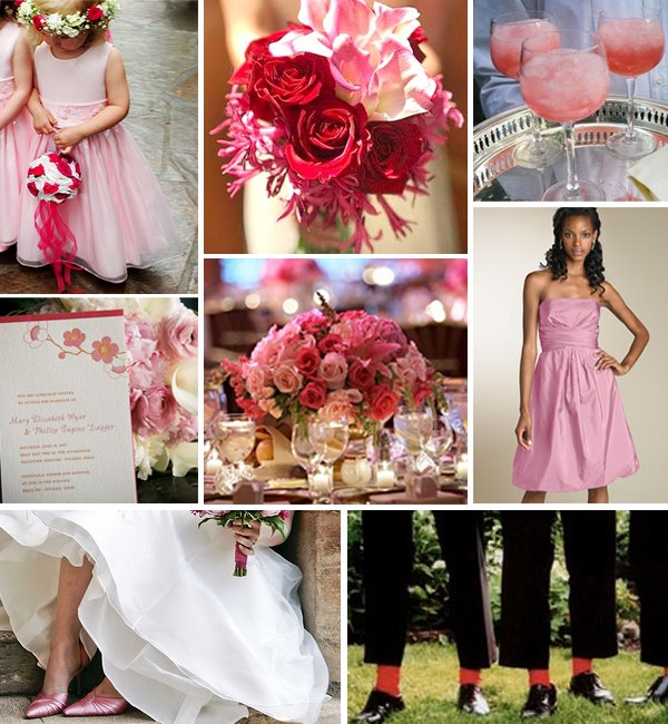 Viva La Valentine Wedding Inspiration