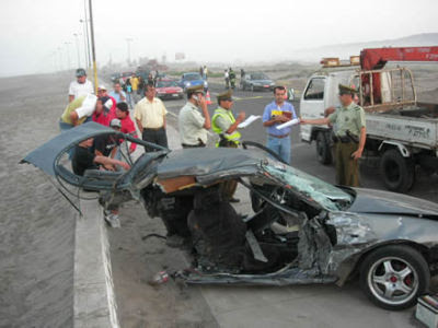 Accidentes impresionantes!!